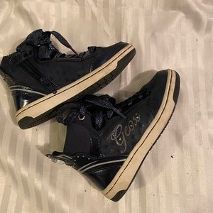 $25. Geox high top sneakers